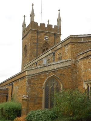 Bodicote Church