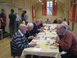Men's breakast March2