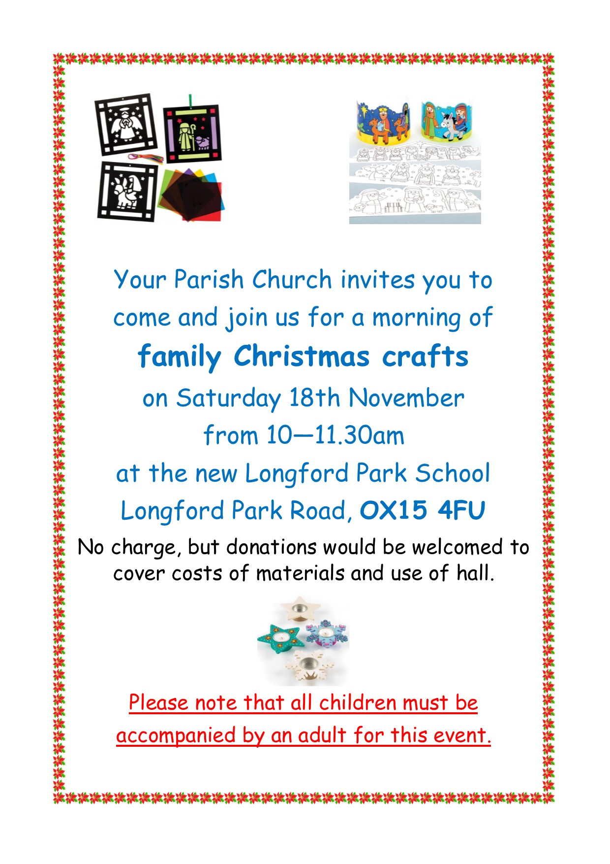 Longford crafts for FB