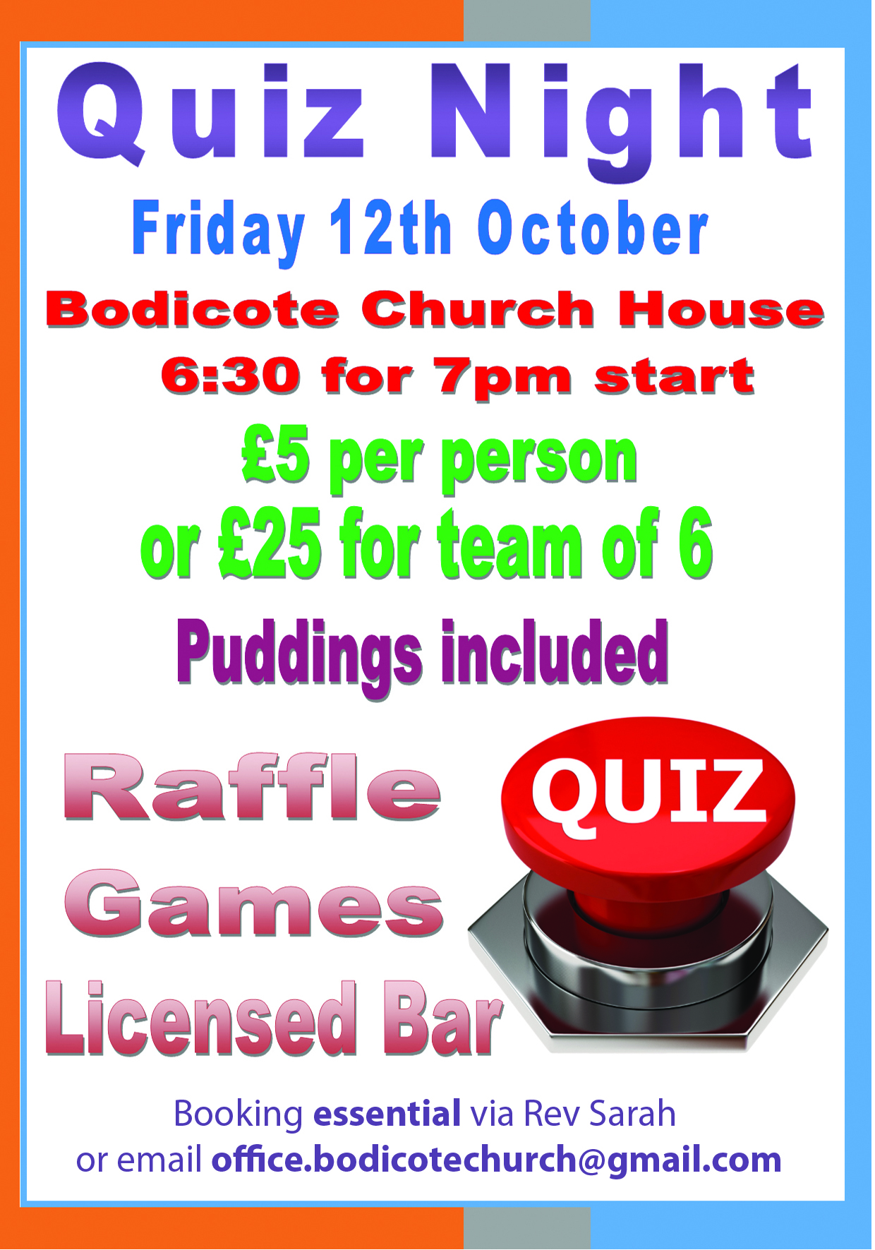 Quiz Night 2