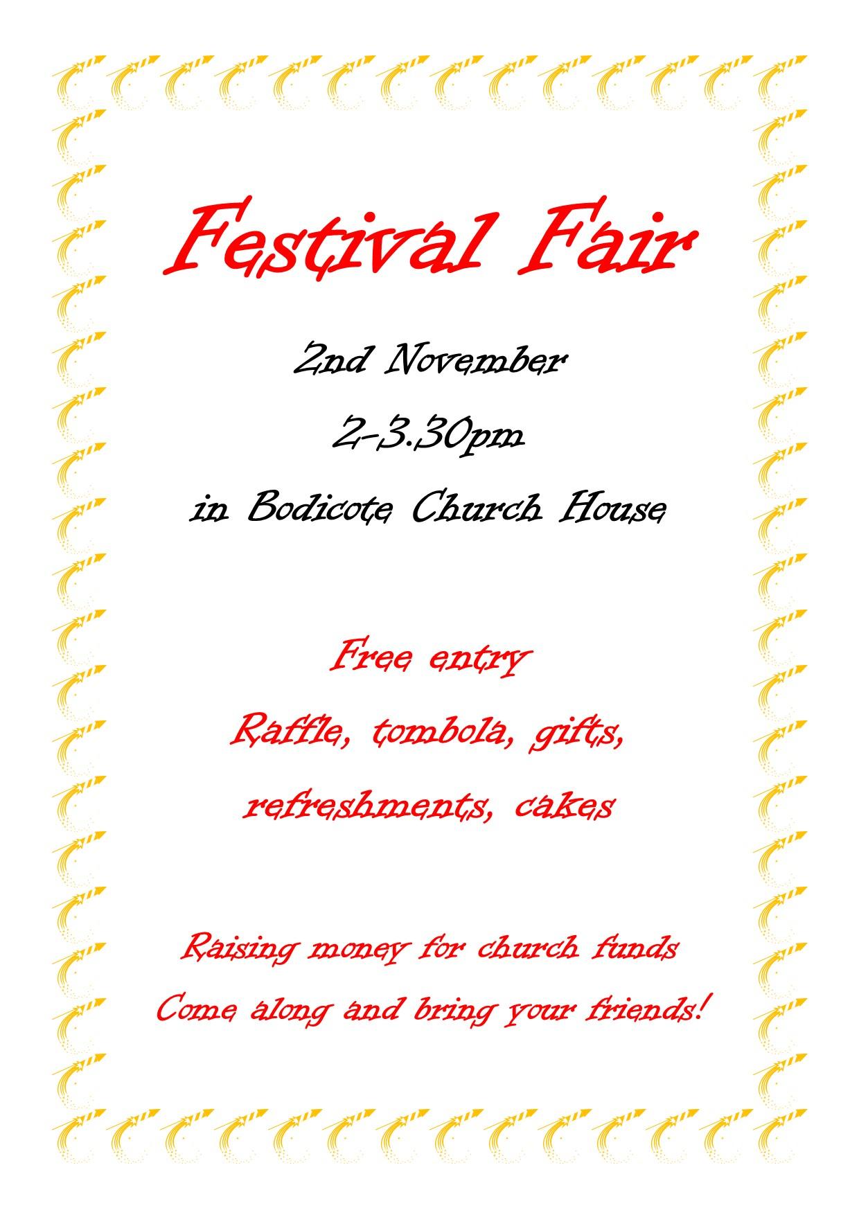 festival fair